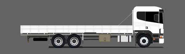 Truck Grade-baixa